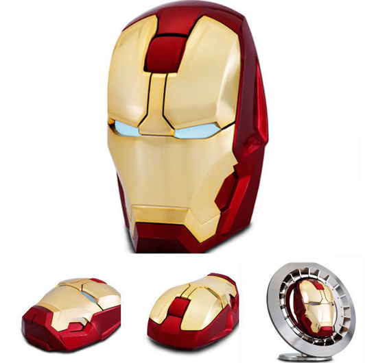 Coming Soon In Indonesia E-blue Mouse Iron Man 3