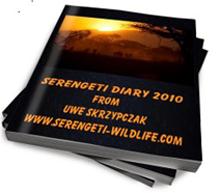 Serengeti Tagebuch ... lesen und sehen