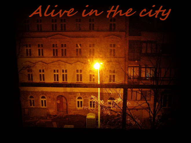 alive in the city