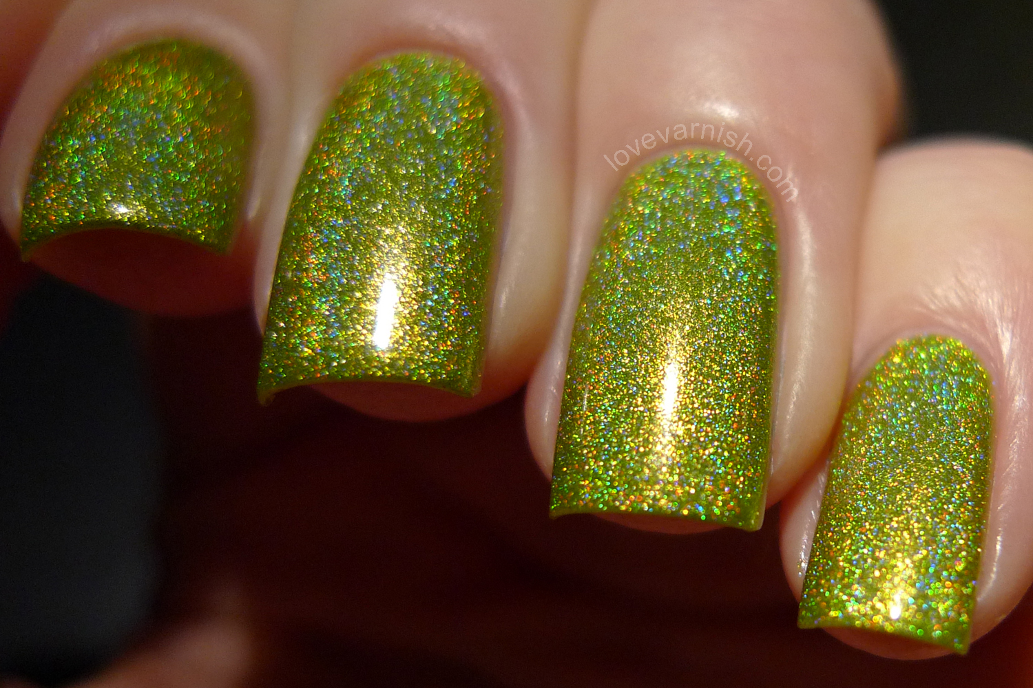 Glam Polish Knock-Out ZAP!