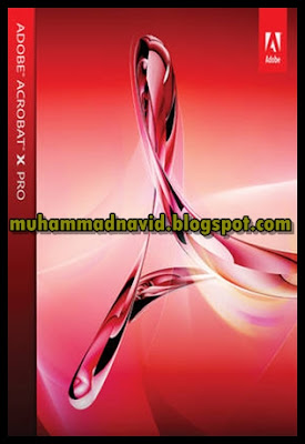 Adobe Acrobat X Pro with Patch Free Download Full Version | Tech Journey