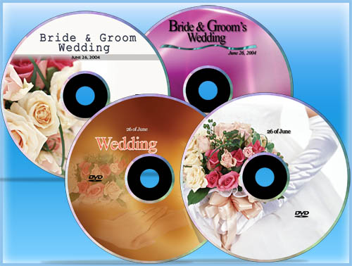 PSD DVD Covers For Wedding 10 PSD 10 JPG preview 2 links 2234 Mb