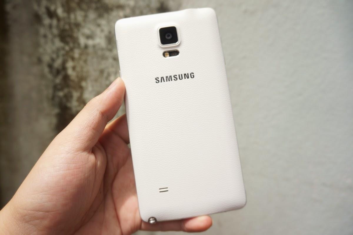 Galaxy Note 4 về đến Việt Nam