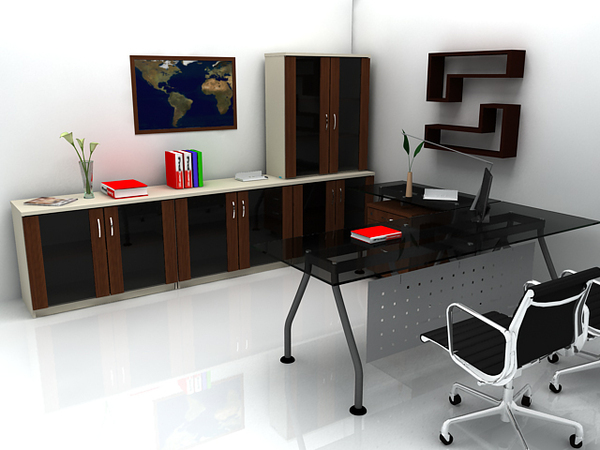 Foundation dezin decor august 2013 for Small space office solutions