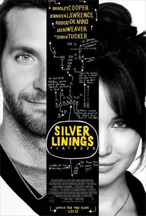 Silver Linings Playbook  cartel poster online en español gratis