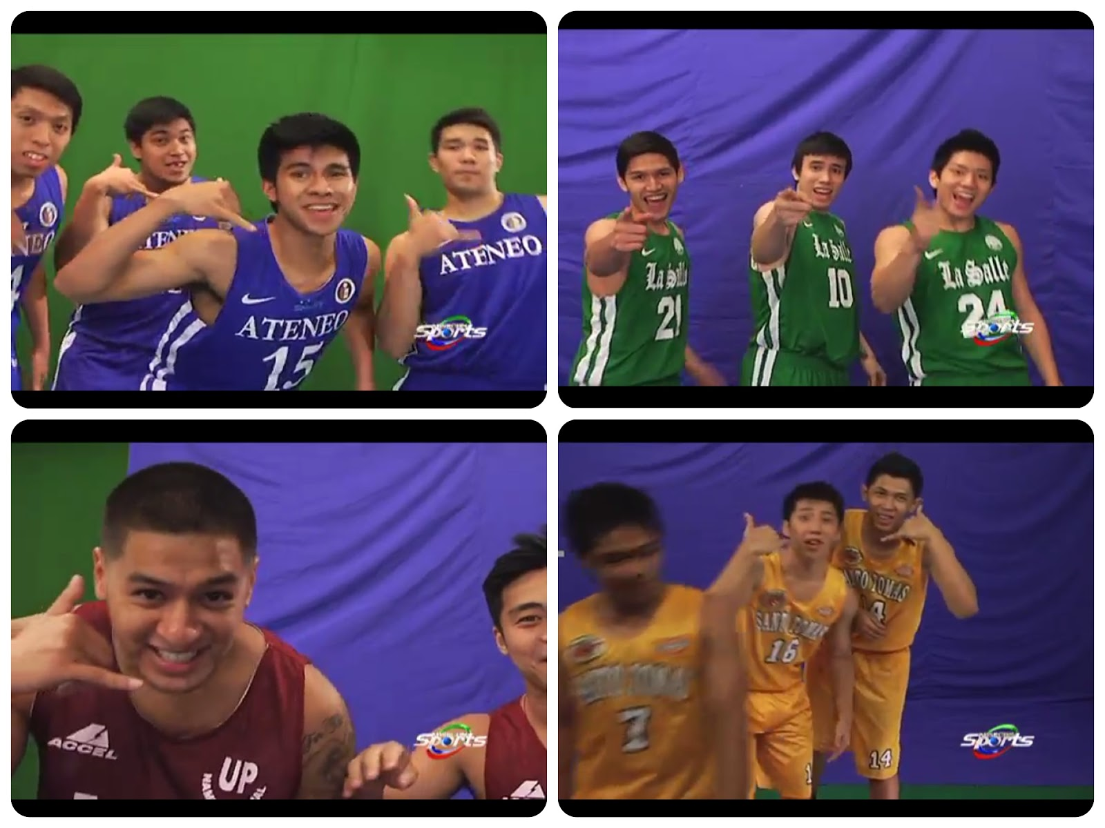 Call Me Maybe - UAAP Season 75