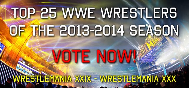 List of Best WWE Superstars of Year 2013 - 2014 Wrestlers