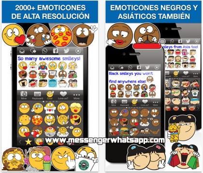Descarga Emoji Smileys gratis para tu iPhone