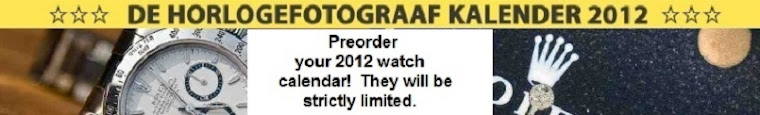 Order the upcoming 2013 watch calendar