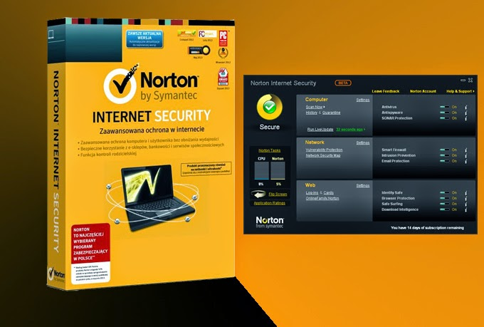 norton internet security 2014 product key