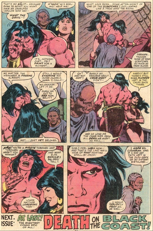 Conan the Barbarian (1970) Issue #99 #111 - English 18