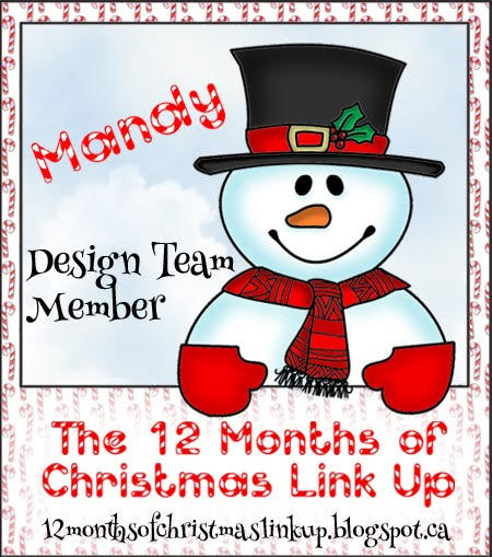 DT 12 Month of Christmas Link Up