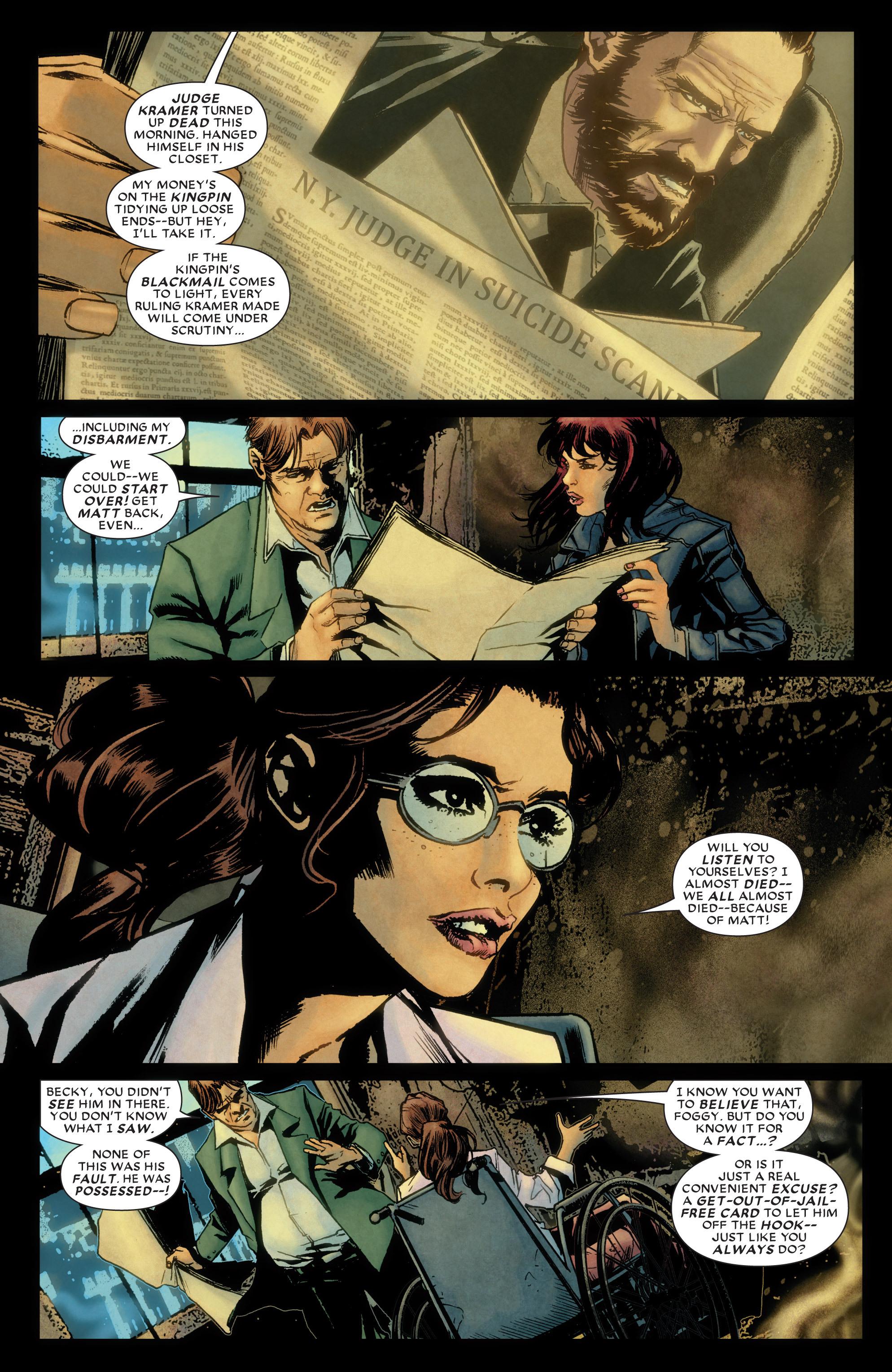 Read online Daredevil (1998) comic -  Issue #512 - 9