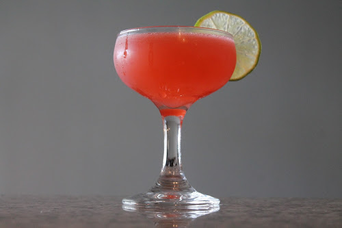 Devil's Grin Cocktail