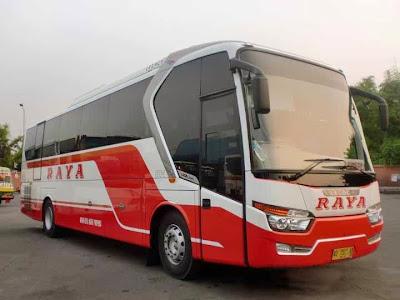 Sejarah Bus Po RAYA