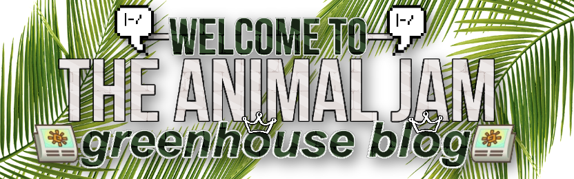 Animal Jam Greenhouse
