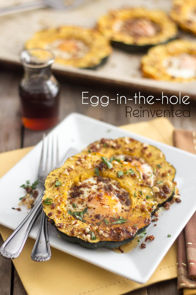 Egg-in-the-Hole Reinvented