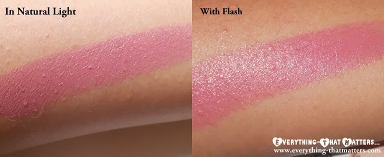 Bobbi Brown Lip Color Sandwash Pink Swatch Review And