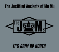 Justified Ancients Of Mu Mu - It\'s Grim Up North (CD Maxi) (1991)