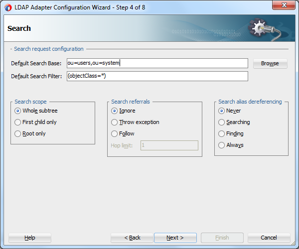 Configuring and Using LDAP In SOA