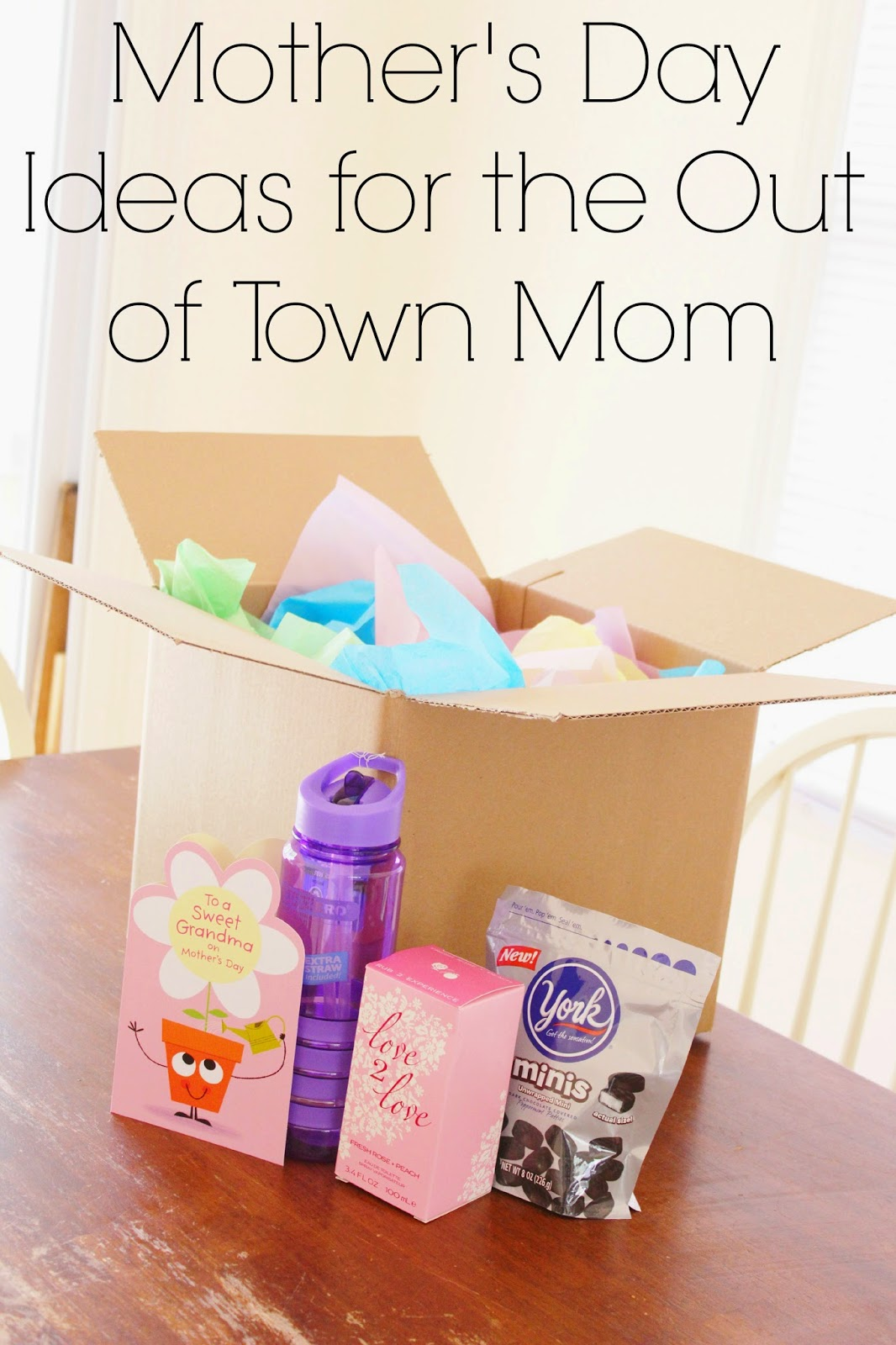 6 Mother's Day Ideas for the Out of Town Mom - The Happy Flammily