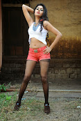 Akshida Hot Photos from Yuddam Movie Song shooting spot-thumbnail-9