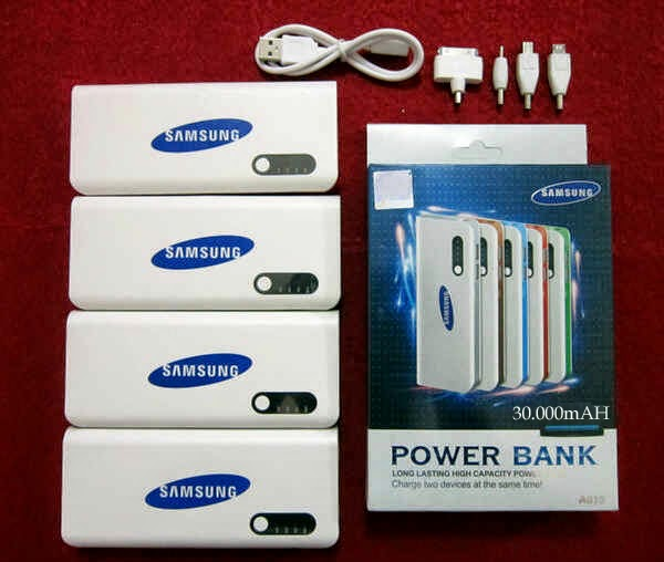 Power Bank Samsung 25000 MAH