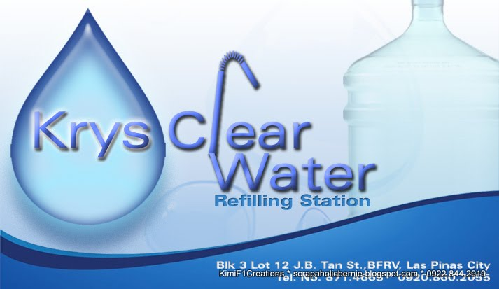 water refilling business Business ideas are dime a dozen these days, and you can put up one that sells just about anything however, having a target market is a big.