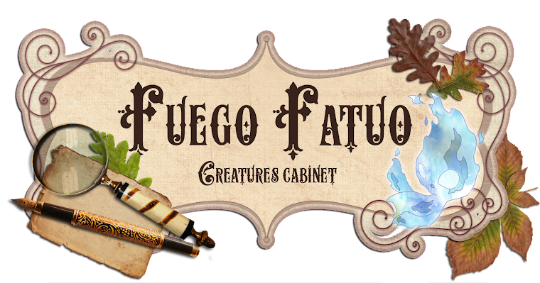Fuego Fatuo (English Blog)