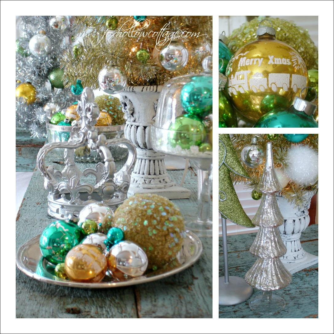 Five Minute Christmas Decorating With Ornaments Tip