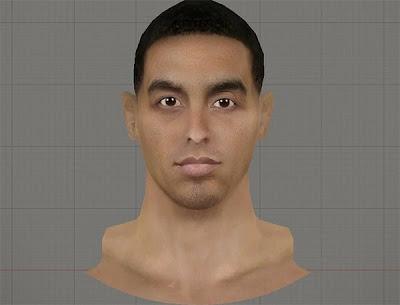 NBA 2K14 Kevin Martin Cyberface Mod