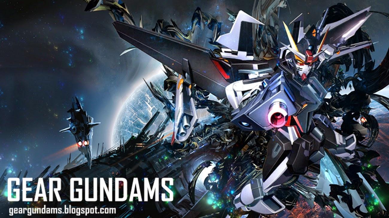 Gear Gundams