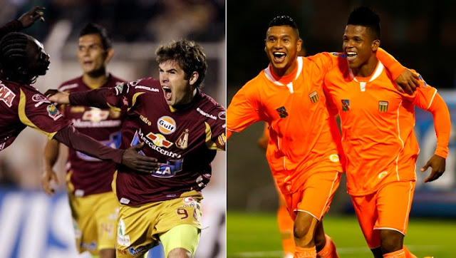 Deportes Tolima vs Envigado en vivo