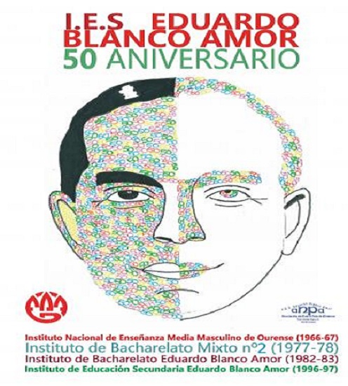 I.E.S. EDUARDO BLANCO AMOR           - 50 ANIVERSARIO -