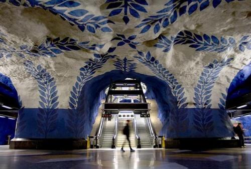 underground-station