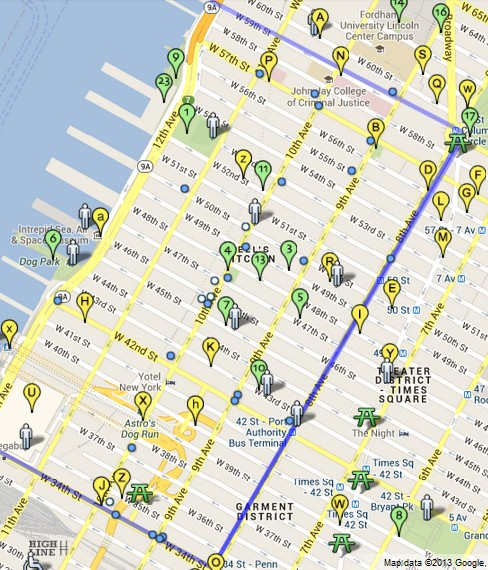 Parks311 New York City39s Unified Public Spaces Maps