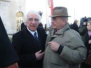 Il dott. Rupen e il dott. Pietro Vitale, Direttore del blog internationl