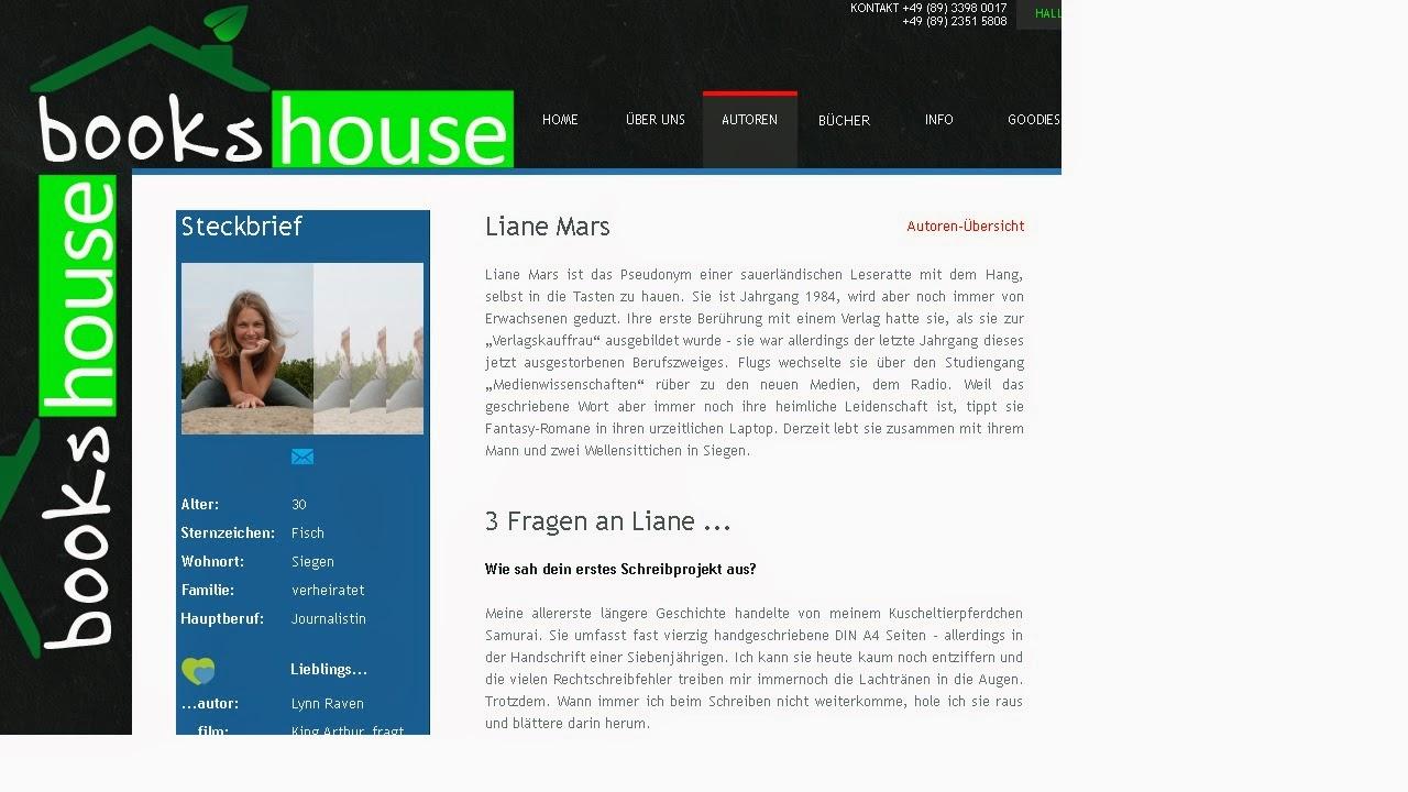 http://www.bookshouse.de/autoren/Liane_Mars/