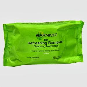 Garnier, Garnier The Refreshing Remover Cleansing Towelettes, Garnier cleansing wipes, Garnier face wipes, skin, skincare, skin care, cleanser