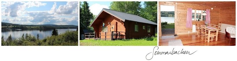 Sommarbacken - stuga uthyres i Helgum, Ångermanland, Höga kusten