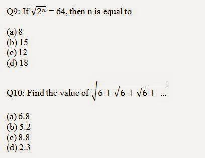 Quantitative Aptutude Problems and solutions