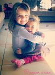 Minhas Filhas Isabela Giovana
