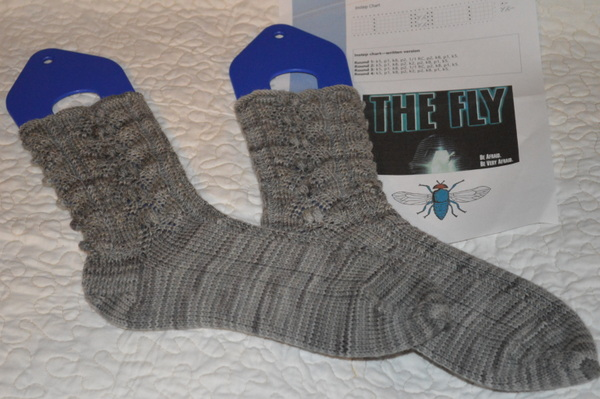 The Fly Socks  Super Sock Scarefest