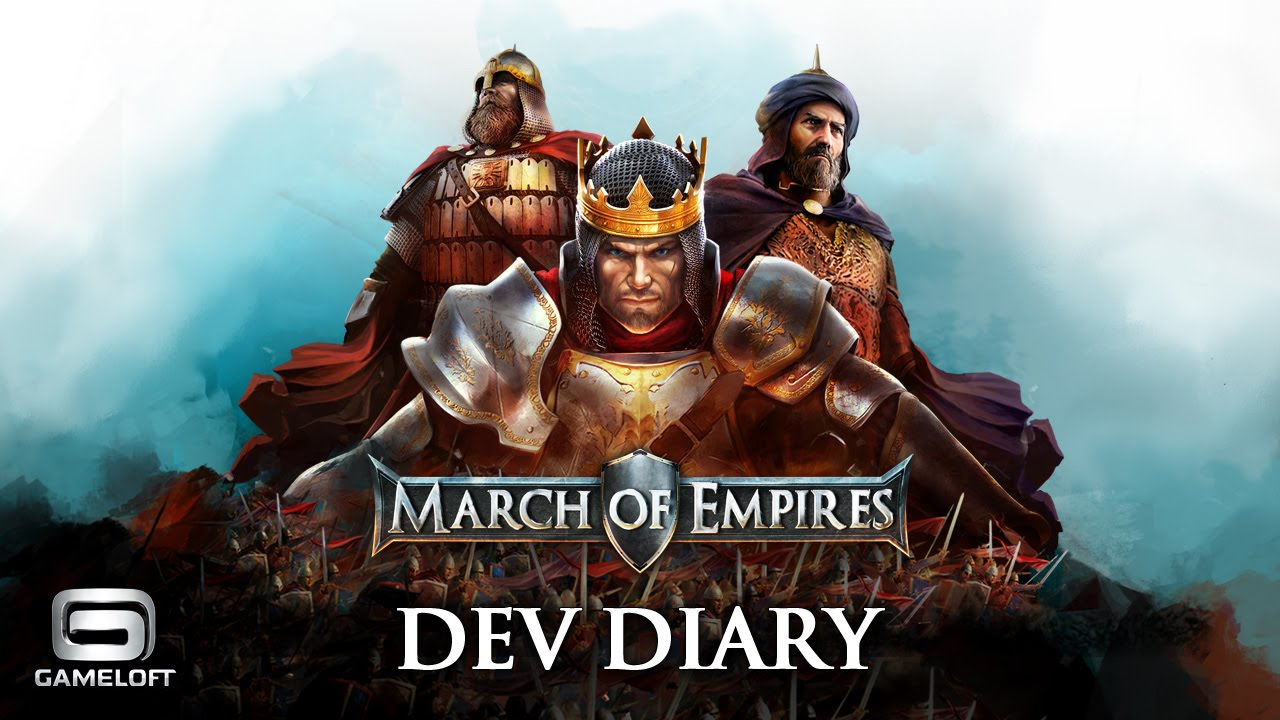March of Empires Gameplay IOS / Android