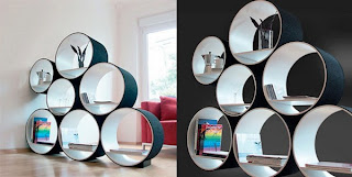 bookcase2 30 of the Most Creative Bookshelves Designs