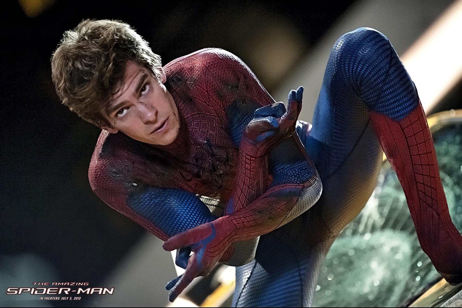 Новый Человек-паук 2: Высокое напряжение (2 14