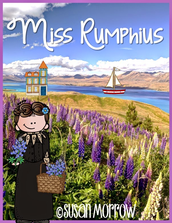 https://www.teacherspayteachers.com/Product/Miss-Rumphius-Literature-Guide-and-Activities-1724881