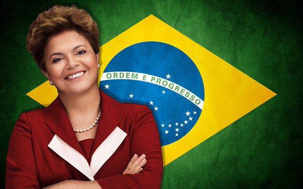 Contra el Golpe de Estado en Brasil