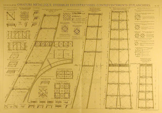 Planos de la Torre Eiffel