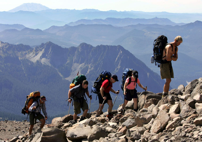 10 Mountain Climbing Training Tips